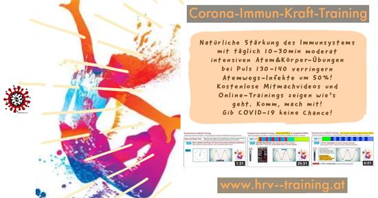 Immunsystem stärken * Corona-Immun-Kraft-Training * Vagusnerv-Übungen