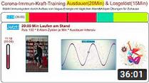 Immunsystem stärken: 20 Min Ausdauer-Training * Corona-Immun-Kraft-Training * Vagusnerv-Übungen