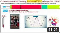 Immunsystem stärken: 25 Min Ausdauer-Training * Corona-Immun-Kraft-Training * Vagusnerv-Übungen