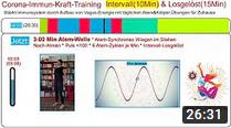 Immunsystem stärken: 10 Min Intervall-Training * Corona-Immun-Kraft-Training * Vagusnerv-Übungen