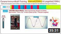 Immunsystem stärken: 20 Min Intervall-Training * Corona-Immun-Kraft-Training * Vagusnerv-Übungen