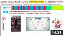 Immunsystem stärken: 30 Min Intervall-Training * Corona-Immun-Kraft-Training * Vagusnerv-Übungen