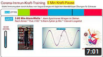 Immunsystem stärken: 5 Min Kraft-Pause * Corona-Immun-Kraft-Training * Vagusnerv-Übungen