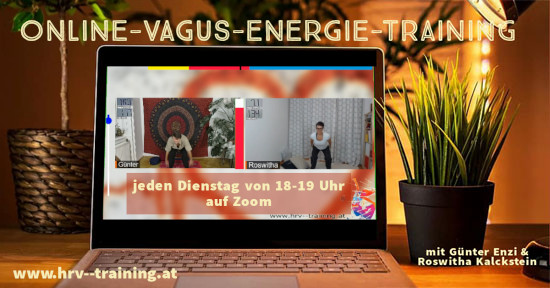 Online-Vagus-Energie-Training über Zoom